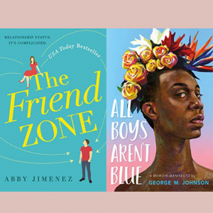 covers of books for july goals