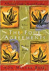 cover image for the four agreements