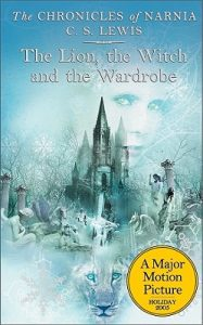 cover image for the lion the witch and the wardrobe