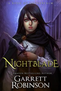 cover image for nightblade